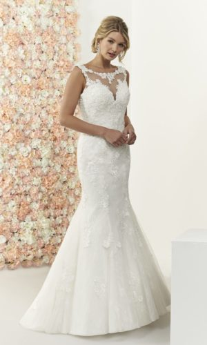 Rachael stunning bridal gown by Romantica